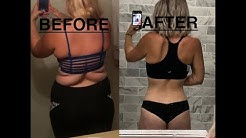 My 92 Pound Weight Loss Transformation - Before and After Pictures and Videos