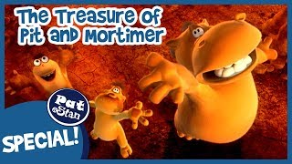 Pat and Stan | SPECIAL! | The Treasure of Pit and Mortimer | Cartoons for Children thumbnail