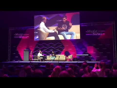 Martin Garrix - From Classroom to Coachella - WebSummit 2017