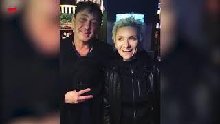 Диана Арбенина и Григорий Лепс во Владивостоке