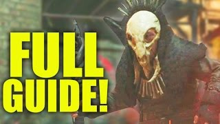 """SHAOLIN SHUFFLE"" EASTER EGG GUIDE! - FULL EASTER EGG TUTORIAL! (Infinite Warfare Zombies)"