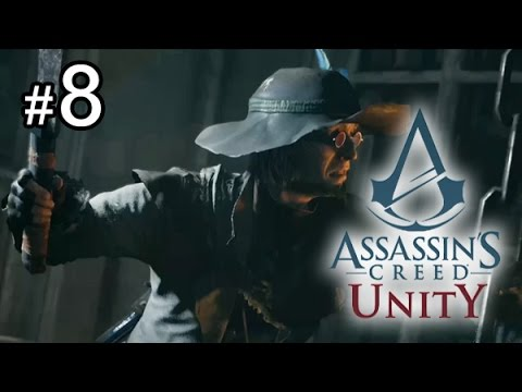 《刺客教條:大革命》Assassin's Creed Unity #8 開間咖啡室再去搵乞丐之王 [PS4] - YouTube