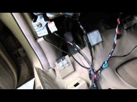 2001 xg300 viper 5606v tutorial twisting wires vs taping up wires only  debate - youtube