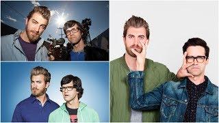 Rhett and link family