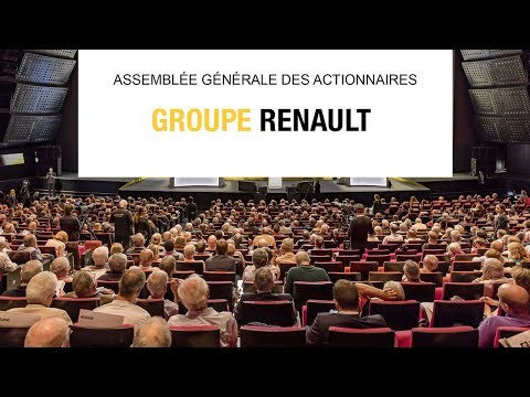 ASSEMBLEE GENERALE DES ACTIONNAIRES - Palais des Congrès (Paris - France)