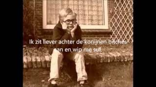 Download Kraantje Pappie - Het antwoord van Flappie (Lyrics) MP3 song and Music Video
