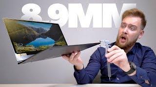 Самый ТОНКИЙ Ноутбук в МИРЕ!