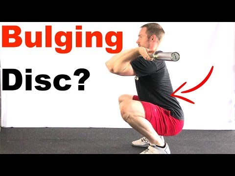 Back Pain + Lifting (Herniated & Bulging Disc Recovery)
