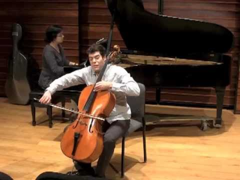 Reinecke Cello Concerto - Michael Samis