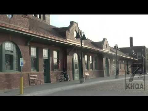 Fort Madison Depot renovation