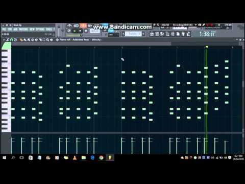 Work - Rihanna Ft. Drake (FL Studio Remake)