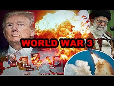 Donald Trump - Destroying IRAN This will be World War 3 and The Beginning of The End (Must Watch)