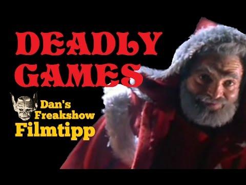 Deadly Games | Horror Weihnachten mit Killer Santa Claus | Filmtipp Review Kritik Deutsch