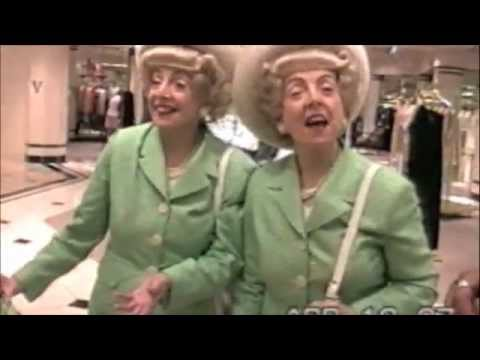 The San Francisco Twins - Marian and Vivian Brown