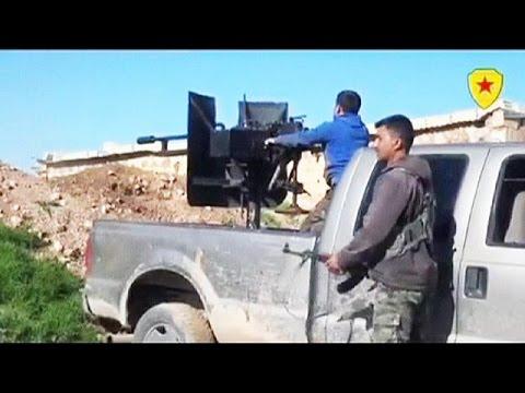 يورو نيوز: اتهام وحدات حماية الشعب الكردي بارتكاب جرائم حرب في سوريا