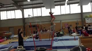 Anastassia Cybin UB 3. OL Wettkampf Mannheim 2015