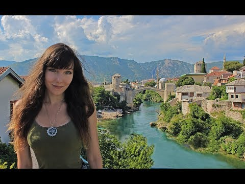 First Impressions of Bosnia: Mostar