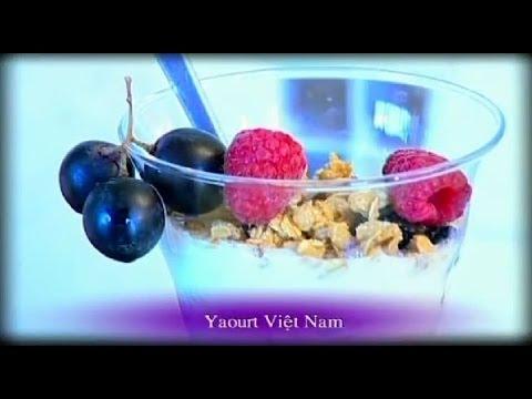 Yaourt Việt Nam (Yogurt) - Xuân Hồng