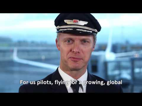We are recruiting pilots