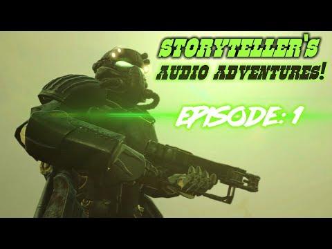 Storyteller's Audio Adventures (Episode 1)