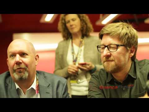 Marc Guggenheim & Rodrigo Blaas Roundtable - New York Comic Con 2016