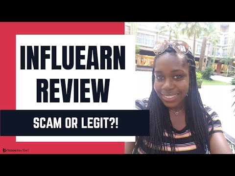 InfluEarn Review - Is InfluEarn A Scam Or Legit?