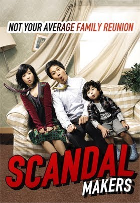 Scandal Makers (2008) Tagalog Dubbed