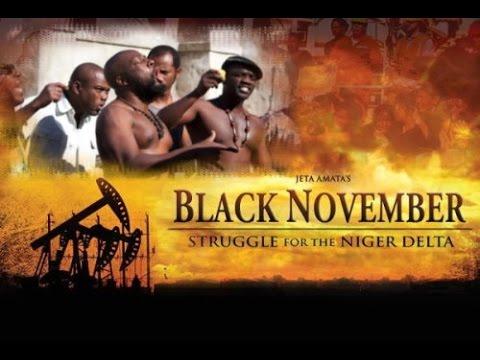 Download Black November Nigerian Hollywood Movie Review