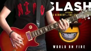 Slash & Myles Kennedy - Stone Blind (full cover)