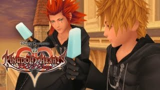 Repeat youtube video Kingdom Hearts HD 1.5 ReMIX '358/2 Days English Opening CInematic' [1080p] TRUE-HD QUALITY