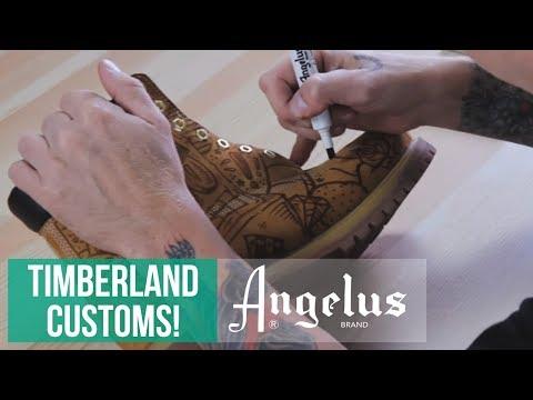 custom-timberlands- -angelus-dye-liners- -angelus-suede-dye