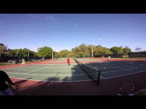 mount dora tennis 4/18/16