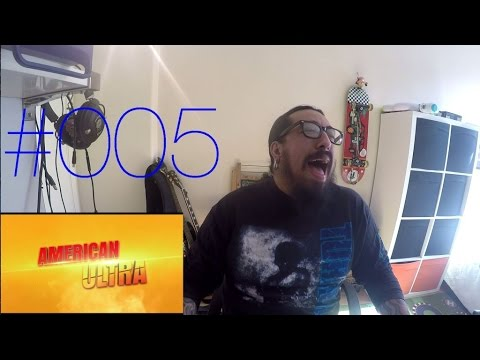 American Ultra Official Weapon Trailer REACTION #005