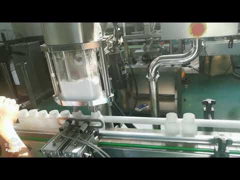 High Precision Screw Powder Filling Machine Auger Screw ...