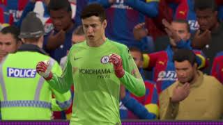 Epl Highlights       Chelsea FC vs Crystal Palace       (4.11.2018)
