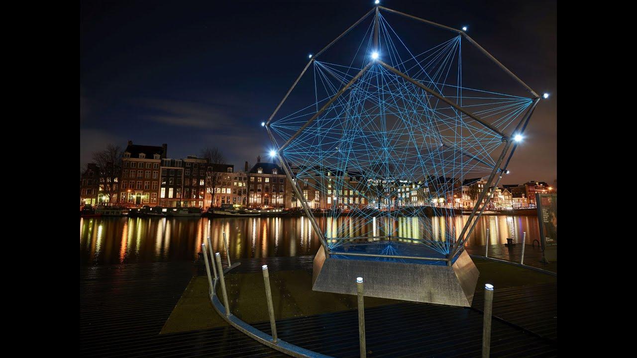 Amsterdam Light Festival 2015 - 2016 aftermovie