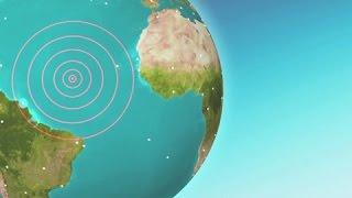 Robinson Crusoe Island: Ocean Sentinel (CTBTO)