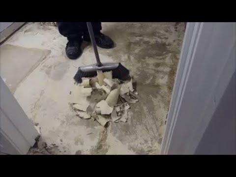 Concrete Floor Linoleum Adhesive