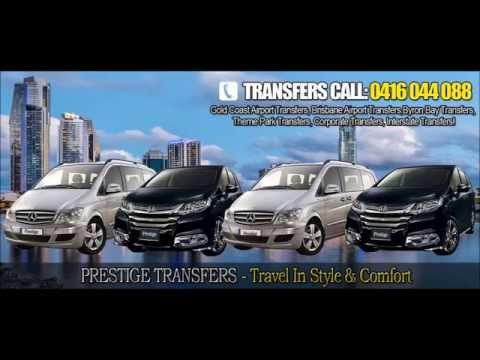 Gold Coast Airport Transfers - 0416 044 088 Prestige Transfers