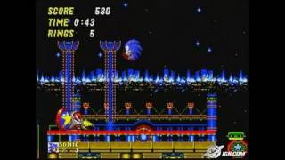 Sonic Mega Collection Plus PlayStation 2 Gameplay -