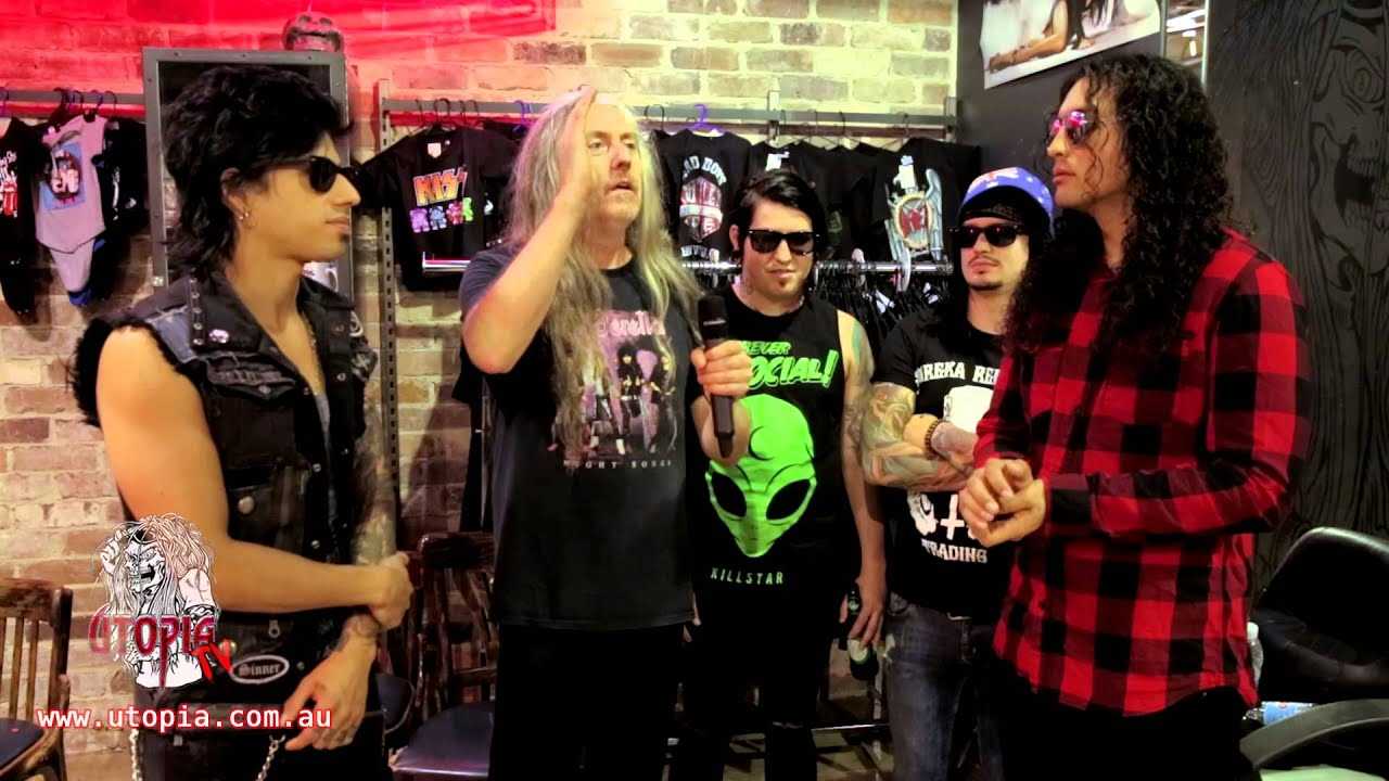 Utopia tv presents escape the fate falling in reverse youtube kristyandbryce Choice Image
