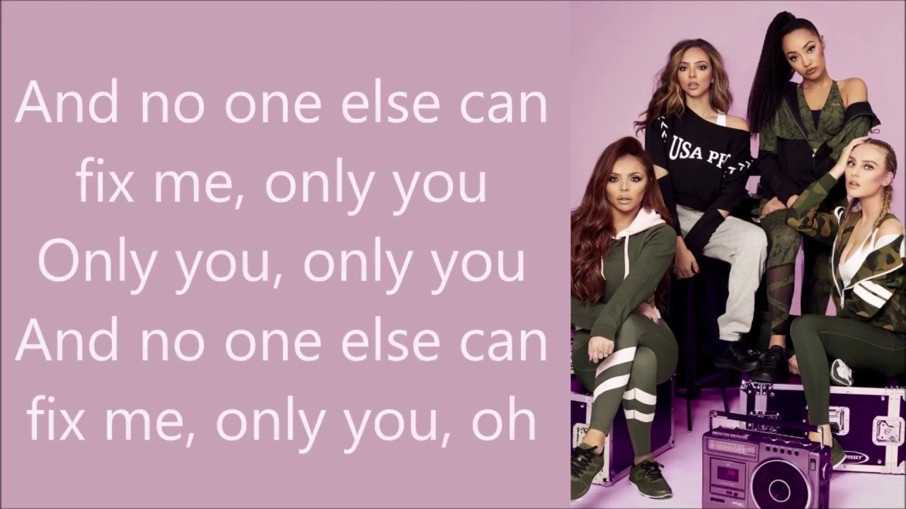 cheat codes little mix only you lyrics youtube. Black Bedroom Furniture Sets. Home Design Ideas