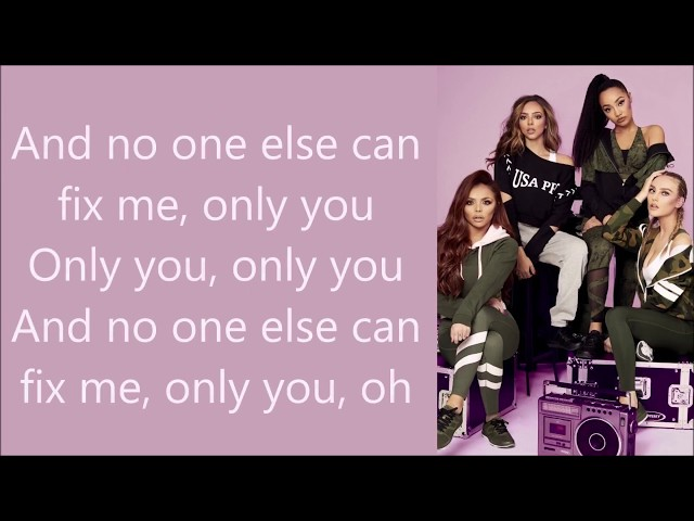 Cheat Codes Little Mix Only You