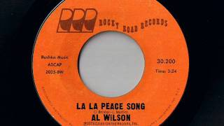 Watch Al Wilson La La peace Song video