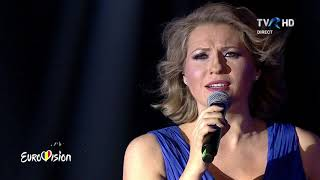 08 Vaida - Underground (LIVE Eurovision 2019 Romania Semi 1)