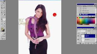 Part 2  KC Concepcion Sample Magazines (Photoshop) Thumbnail