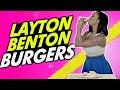 Layton Benton - Hamburger and BUNS  - Sin Kitchen 207