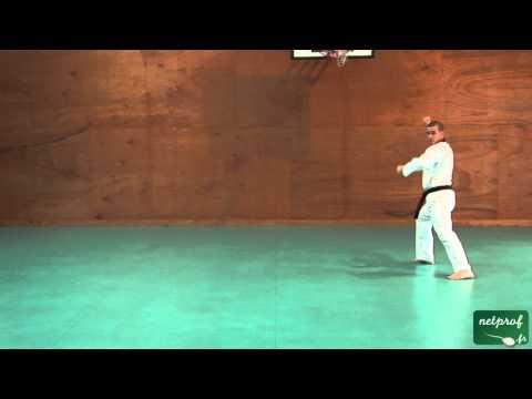 Taekwondo Poomse 8