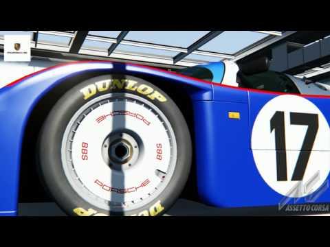 A Livable Racecar - Assetto Corsa's 962