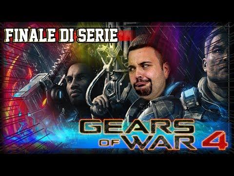 "Gears of War 4 - #17 ""Modalità FOLLE"" : FINALE DI SERIE"